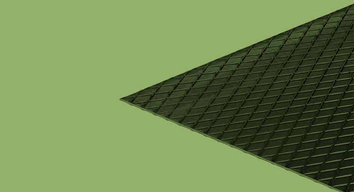 Steel plates - Grooved - Mafesa
