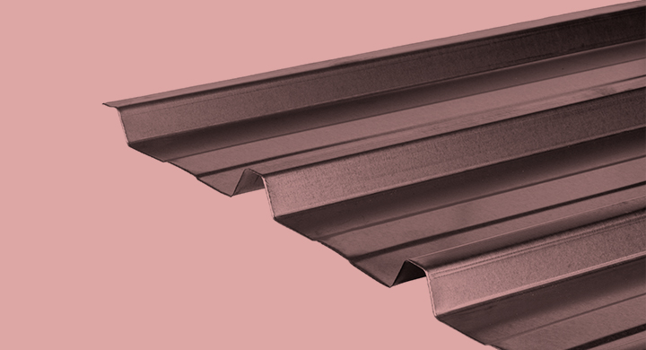 Steel plates - Trapezoidal - Mafesa
