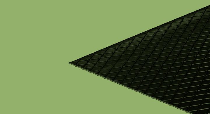 Steel plates - P Diamond - Mafesa