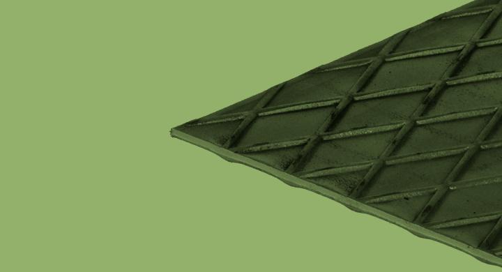 Steel plates - G Diamond - Mafesa