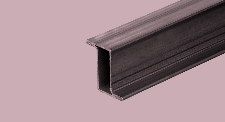 Perfils tubulars per a serralleria - Sèrie B R.5482 (CB13) - Mafesa