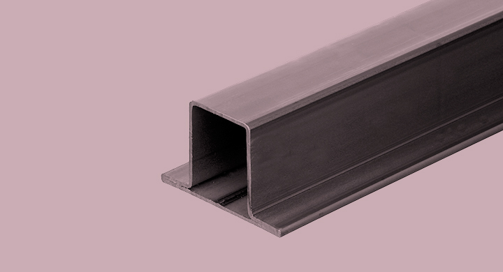 Perfils tubulars per a serralleria - Sèrie C R.5860 - Mafesa
