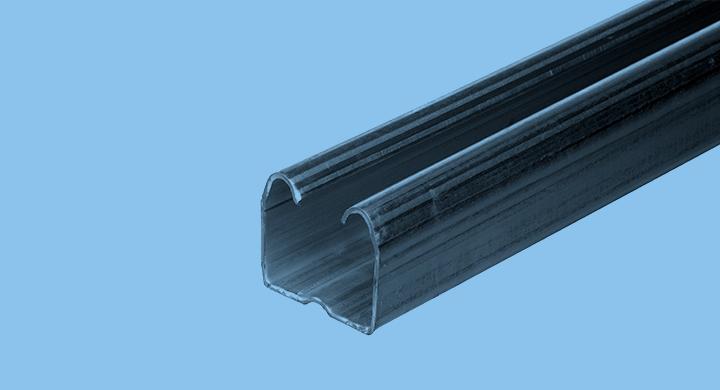Profils et plaques de portes et fermetures - Profil guide 5-PU-1 - Mafesa