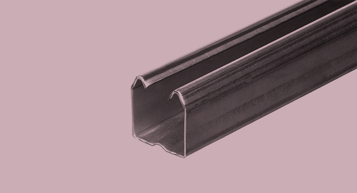 Profiles and sheets for doors and closures - Profile guide 5-PU-6 - Mafesa