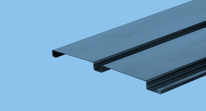 Profils et plaques de portes et fermetures - Profil porte basculante PC4 - Mafesa