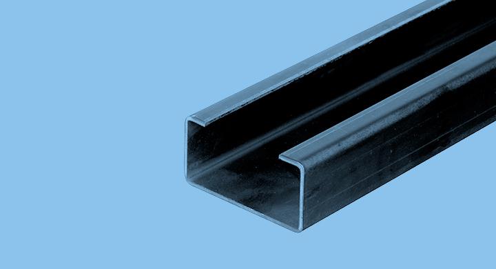 Profil en forme ouverte à froid - Tube ouvert rectangulaire - Mafesa