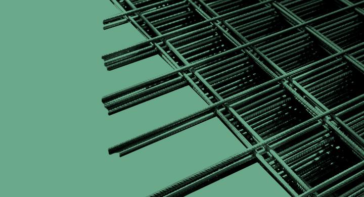 Corrugated and mesh - Electrowelded trellis - Mafesa